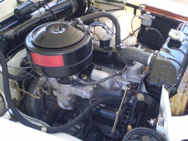 Её двигатель. Ну и ГАЗ-21